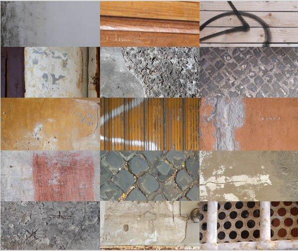 15 текстур из Италии