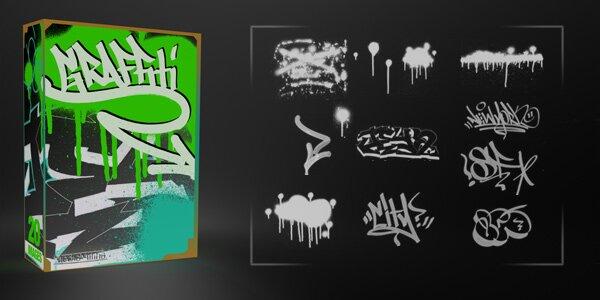 Пакет граффити