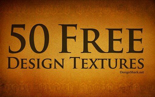 50 бесплатных текстур для дизайна.